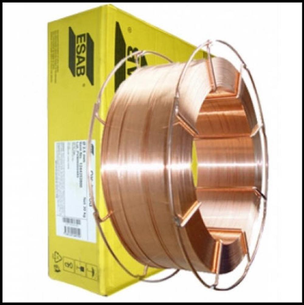 Сварочная проволока ESAB OK AUTROD 12.64 1,2 мм 18 кг