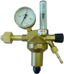 Редуктор аргоновый с ротаметром GCE DINFLOW Control N1 3-30