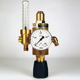 Редуктор для аргона и углекислоты GCE ECO SAVER FLOW-Control N10 3-30