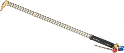 Трехтрубный комбинированный резак KRASS 800-Р рычажный