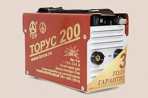 ТОРУС-200 инверторный аппарат ТОРУС200