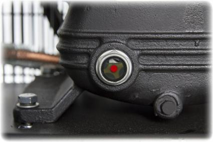 Компрессор масляный ременной AEROMAX 420-100