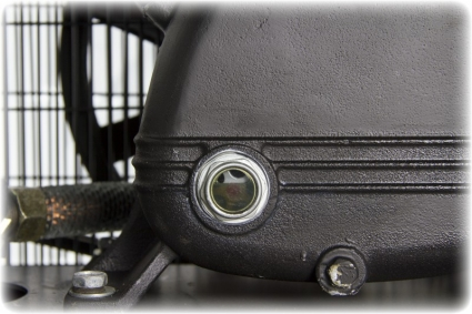 Компрессор масляный ременной AEROMAX 550-100