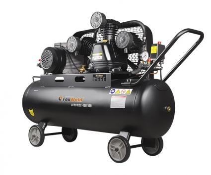 AEROMAX 480/100 Воздушный ременной поршневой  компрессор